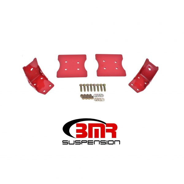 Torque Box Reinforcement Plate Kit, Plate Style, Lower Only